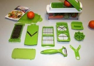 New Vegetable Nicer Dicer Plus Multi Chopper As Seen on TV Free