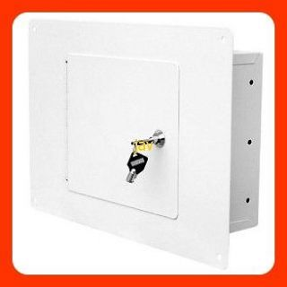 NEW HOMAK WS00017001 High Security Steel Wall Safe 2DaysShip