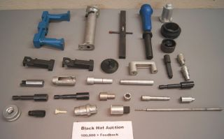 28 pcs. Kent Moore Assorted Transmission Tools LH 16717