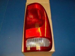 1997 2003 Ford Truck F150 F250 F350 Taillight Tail Lamp New OEM F85Z