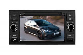 GPS NAVIGATION WITH DVD IPOD RADIO FOR Ford Focus/Ford C Max/Ford