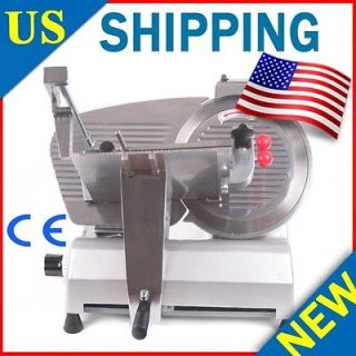 MEAT SLICER ELECTRIC MEAT 12 DELI 270W COMMERCIAL GRADE SLICERS dd