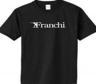 Franchi T Shirt Shotguns Benelli Beretta Italy SPAS