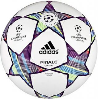 Adidas Finale 11 Champions League Capitano Size 5 Ball Footballs
