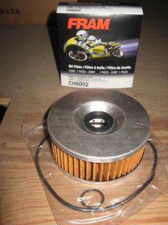 Max Venture Royal Star Maxim Motorcycle Fram CH6002 oil filter