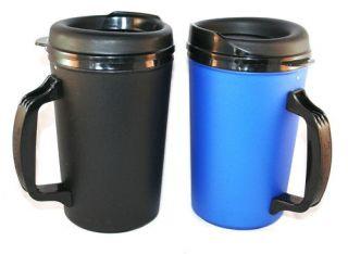 Foam Insulated 20 oz. Thermo Serv Travel Coffee Mugs