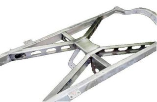 28 29 30 31 Ford Model A Frame, Super X Crossmember