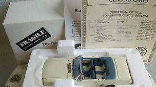 DANBURY MINT Diecast Car in Diecast Modern Manufacture