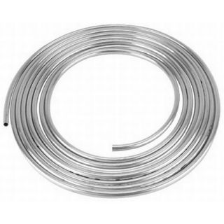 BRAKE/FUEL LINE STEEL TUBING COIL 5/16 OD X 25 FT Roll