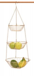 wire fruit basket in Home & Garden