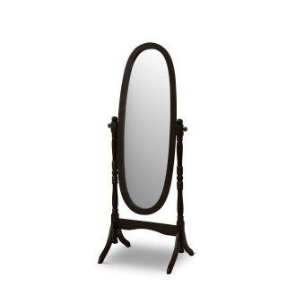 black floor mirror in Mirrors
