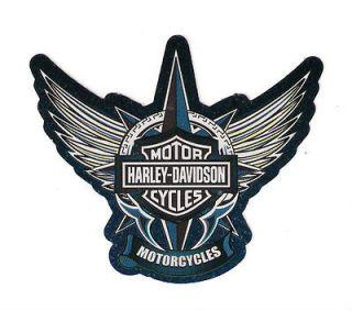 New Harley Davidson Licensed Decal Biker Motorcycle Tank Sticker Eagle