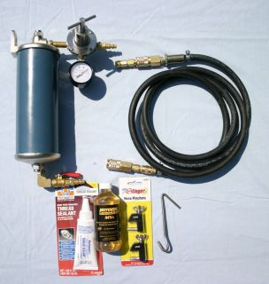 FUEL INJECTION CLEANER KIT ON VEHICLE GAS AND DIESEL PAYS FOR ITSELF