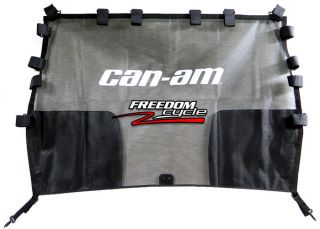 NEW CAN AM CANAM CAN AM COMMANDER REAR WINDOW WIND NE SCREEN