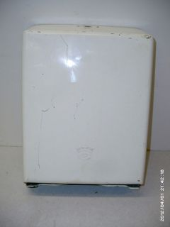 VINTAGE GAS SERVICE STATION CROWN ZELLERBACH PAPER TOWEL DISPENSER