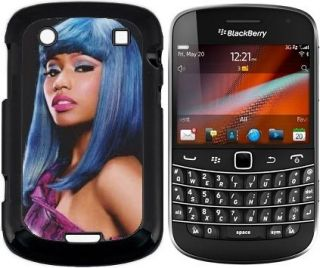 NICKI MINAJ hard phone cover case fits BLACKBERRY BOLD TOUCH 9900 9930