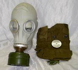 New Kids Size Russian Gas Masks & New Filters W/Bags