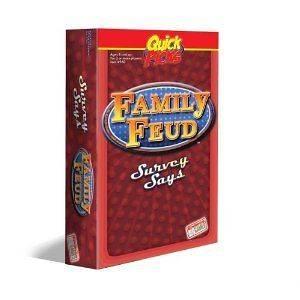 Picks Family Feud Game New Board Games Toys NIB NWT Fun Childrens