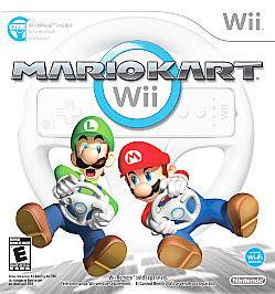 mario kart wii in Video Games