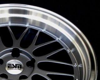 Rims 5X100 ESM 004 VW SCION SUBARU TOYOTA GEO PONTIAC CHEVY EAGLE