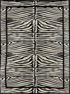 animal print rug in Area Rugs
