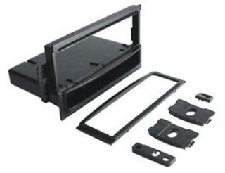 2005 2006 Chevrolet Silverado Single Din Radio Installation Dash Kit