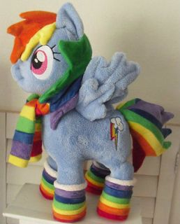 My Little Pony Rainbow Dash Friendship is magic Custom Plush Plushie