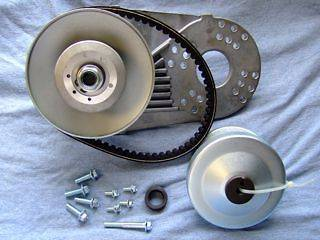 Go Kart Torque Converter 3/4 shaft #40/41 chain Replaces TAV 2