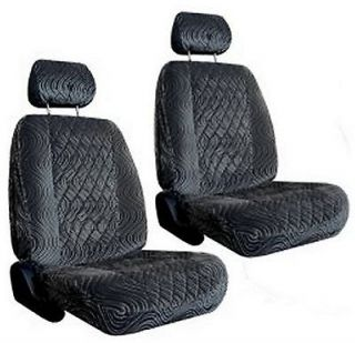 Back Bucket Car Truck SUV Seat Covers #3 (Fits 2008 Dodge Challenger