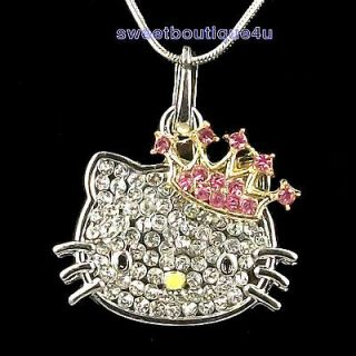 hello kitty gold charm