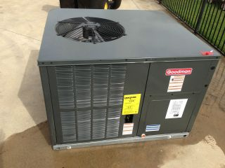 Goodman 3 1/2 ton All In One Package Unit Air Conditioner GPH1342m41ac