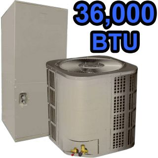 Central Air Conditioner, AC + Dehumidifier 36000 BTU Air Conditioning