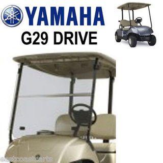 Yamaha G29 DRIVE Golf Cart Windshield CLEAR