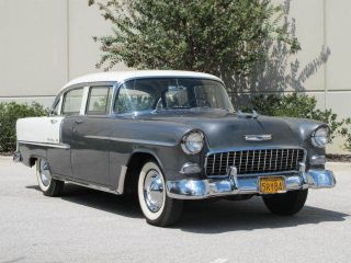 Chevrolet  Bel Air/150/210 1955 Bel Air   21,000 Miles   All Original
