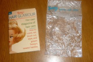 CARRY ALL CASE VINTAGE HAIR CARE GLAMOUR PAK # 1261 MAGAZINE 1964