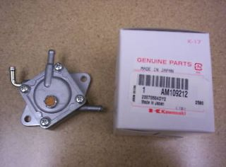 John Deere Kawasaki Fuel Pump GT275 160 165 LX AM109212