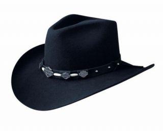harley davidson cowboy hat in Mens Accessories