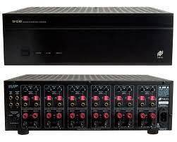 BRAND NEW 2012 NILES SI 1230 Multi Channel Power Amplifier