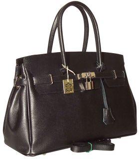 italian leather bag in Handbags & Purses
