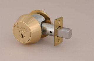 Medeco 11 C62 6 Pin Maxum Double Cylinder Deadbolt Lock