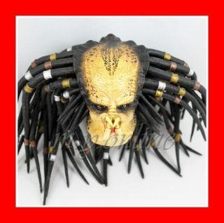 Hot Toys AVP CELTIC PREDATOR Figure 1/6 HEAD SCULPT