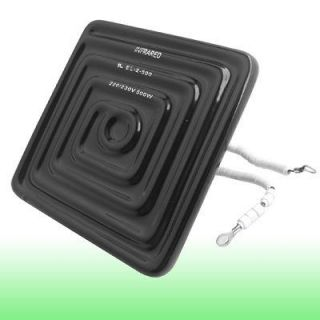 500 Watt Square Ceramic Heating Element Infrared Heater 120 x 120mm