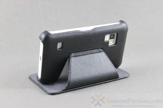 Premium Stand Leather Case Cover for Samsung Galaxy Player 5.0 YP G70