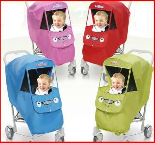 Baby Rain Cover for Maclaren,Chicco,Graco,Safety1st,Britax,Africa