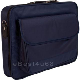 LAPTOP BAG Netbook CASE 17 17.3 IN COMPUTER CARRYING w/ SHOULDER strap