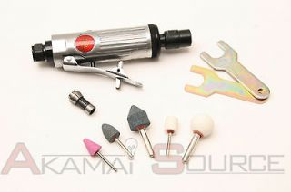Air Straight Inline Die Grinder 1/8 Rotary Air Compressor Tool Tools