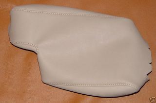 BMW E 36 CENTER CONSOLE ARMREST COVER ARM REST BEIGE