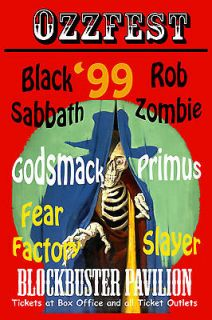 Music Memorabilia  Rock & Pop  Artists B  Black Sabbath