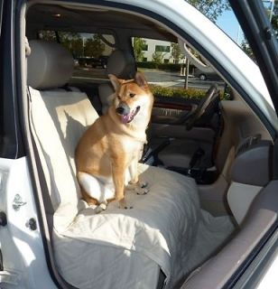 Vehicle Car Front Seat Protection Cover for Dog Pet. New. Extra Length