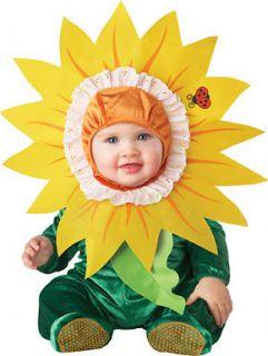 Baby Silly Sunflower Halloween Costume